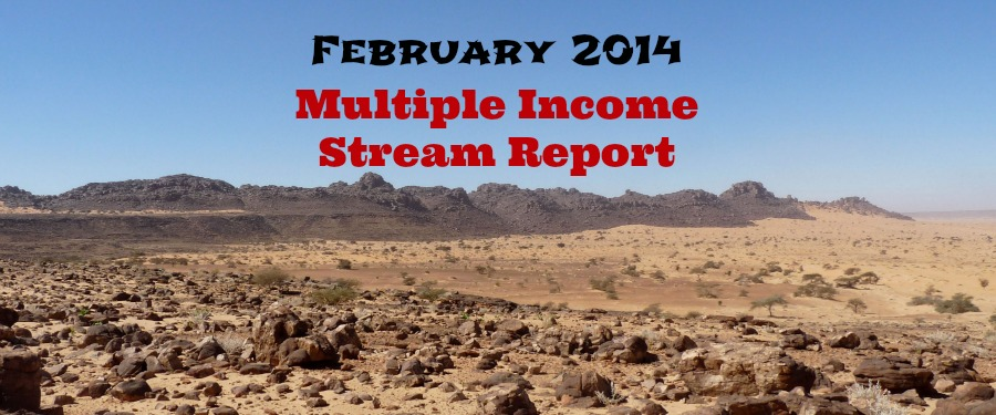 Feb Income Report