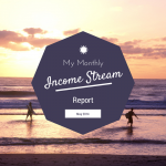 My Monthly Income Stream Report – May 2014